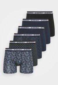 6 PACK - Pants - navy/black/multi