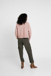 Forever New - THEA BUTTON CARDIGAN - Cardigan - mauve day - 2