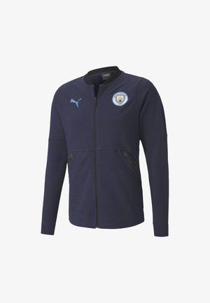 Pelipaita - peacoat-team light blue