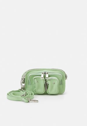 HELENA SMOOTH - Across body bag - menthe