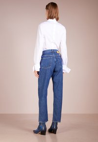 Won Hundred - PEARL - Jean droit - stone blue - 2