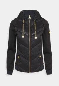 Barbour International - ROE - Light jacket - black - 4