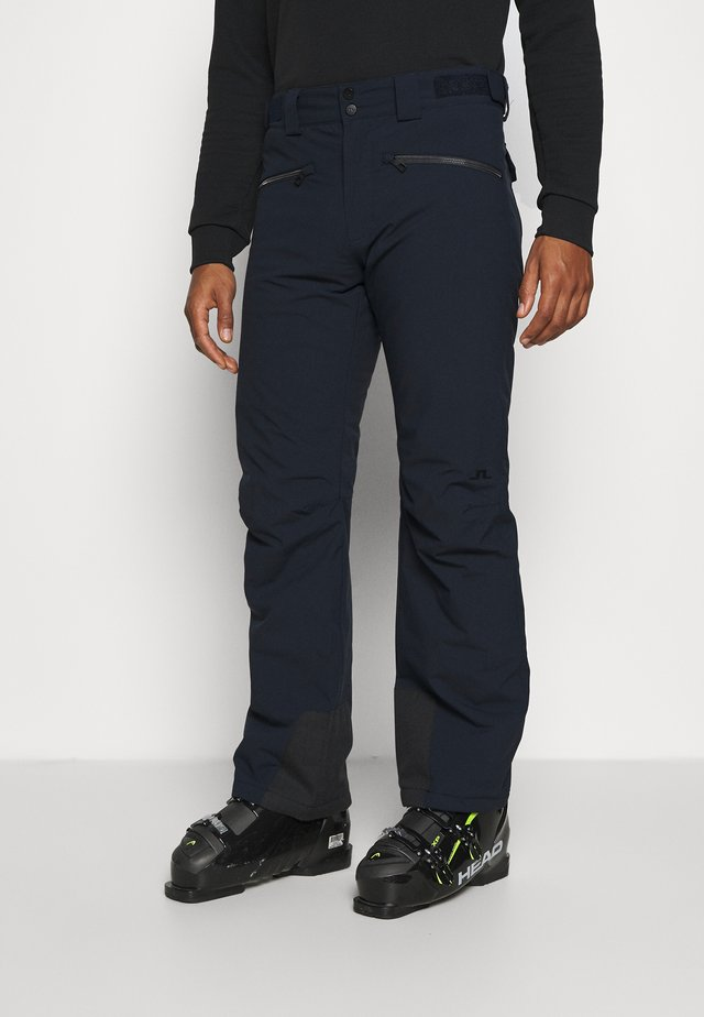TRUULI SKI PANT - Snow pants - navy