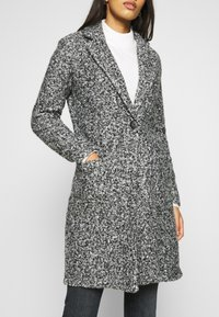 JDY - JDYLOOPY COATIGAN - Classic coat - salt/pepper - 5