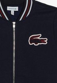 Lacoste - Zip-up hoodie - marine - 5