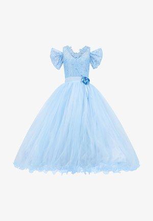 Prinzessinnen mit Reif - Cocktail dress / Party dress - blau