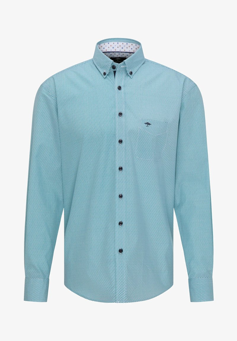 Fynch-Hatton - Shirt - blue