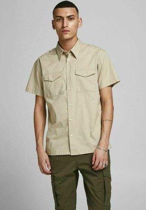 TWILLWEBUNG - Shirt - pure cashmere