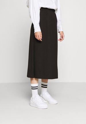 OBJCELIA SKIRT PETIT - A-line skirt - black