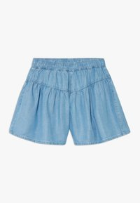 Benetton - Denim shorts - blue denim - 0