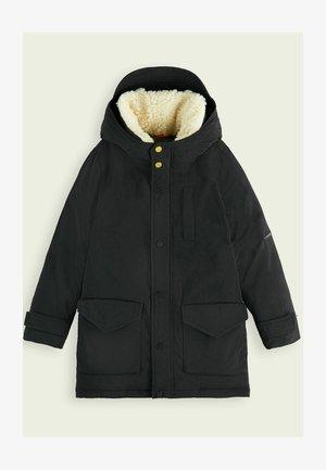REFLECTIVE - Winter coat - black