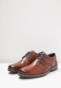 Rieker - Smart lace-ups - nut - 2