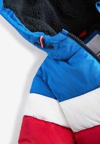Next - Snowsuit - blue - 3