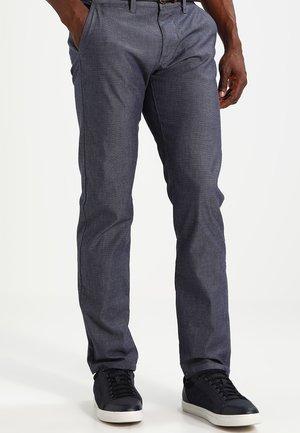 STRUCTURE - Pantalon classique - dark blue