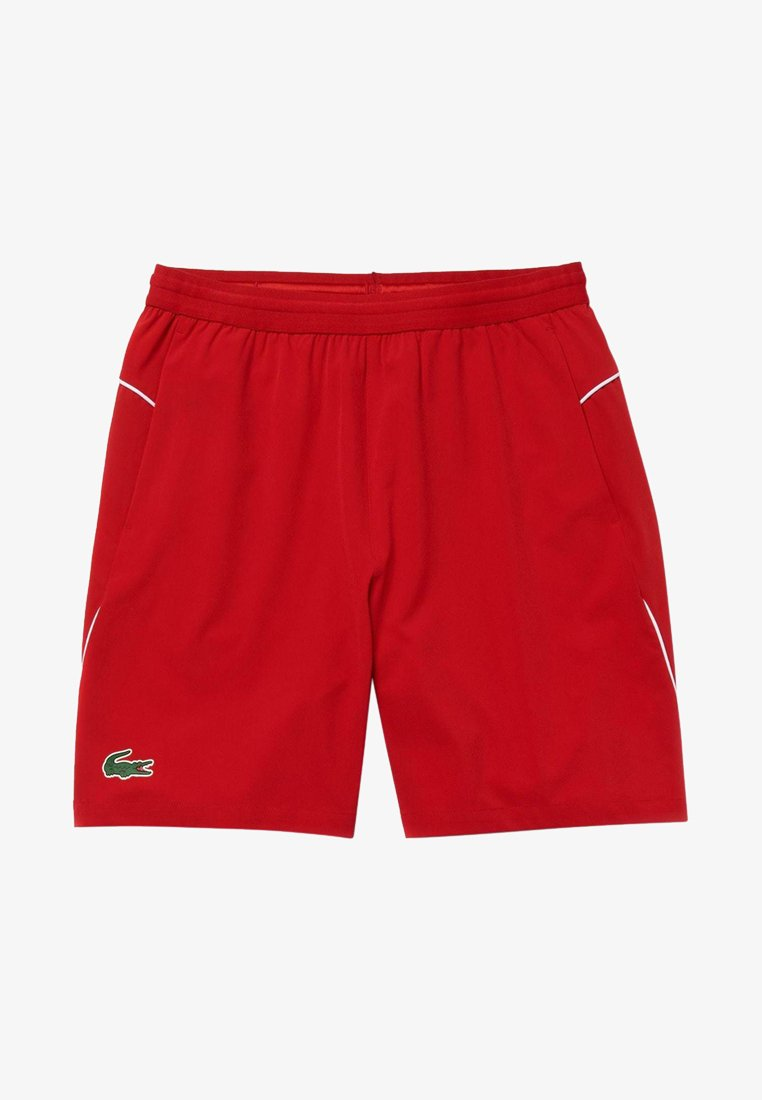 Lacoste Sport - Short - red