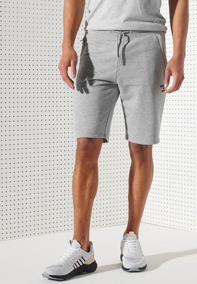 Pantaloncini sportivi - grey marl