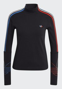 adidas Originals - Langærmede T-shirts - black - 8