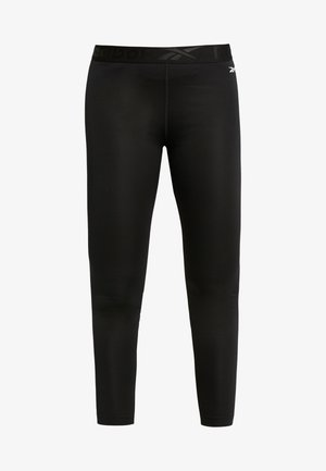 WORKOUT READY COMMERCIAL TIGHTS - Punčochy - black