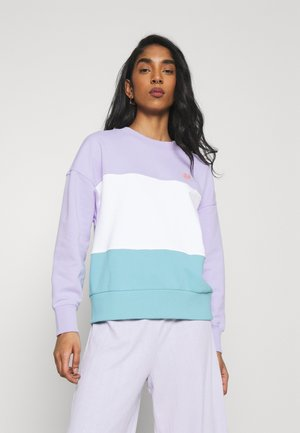DOWNTOWN CREW - Sweatshirt - light lavender
