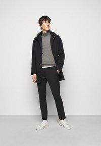 J.LINDEBERG - TERRY POLY STRETCH - Short coat - black - 1