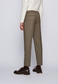 BOSS - BARDON - Pantalon classique - khaki - 2