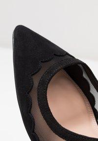 Dune London - BELLEVUE - High heels - black - 2