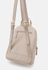 Anna Field - LEATHER - Rucksack - taupe - 3