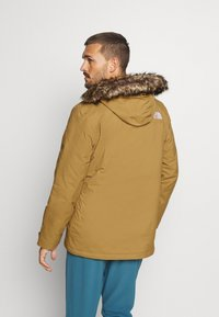 The North Face - ZANECK JACKET UTILITY - Kurtka Outdoor - utility brown - 2