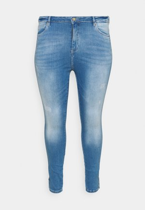 CARLAOLA LIFE - Jeans Skinny Fit - special bright blue denim