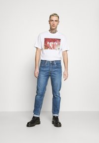 Levi's® - 502™ TAPER HI BALL - Jeans Tapered Fit - hawthorne gust - 1