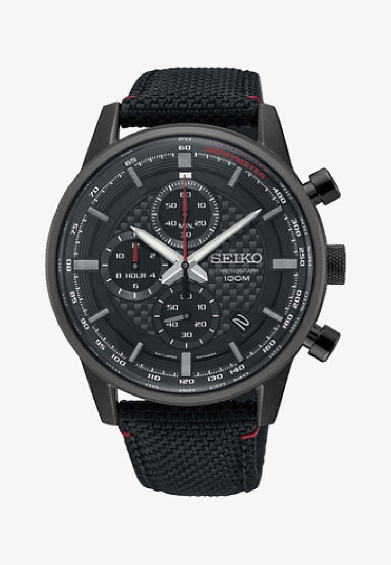 Seiko - Watch - black