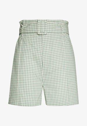 SARAH - Shorts - green