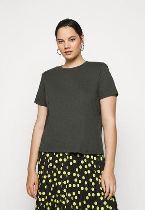 VMEDEN CURVE - Basic T-shirt - duffel bag