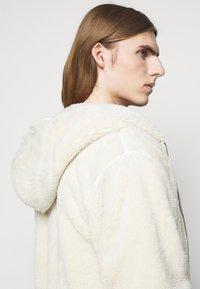 rag & bone - DAMON ZIP HOODIE - Winter jacket - ivory - 5