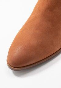 ALDO - KAICIA - Ankle boots - medium brown - 2