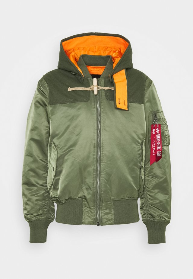 ALPHA INDUSTRIES FLIGHT JACKET - Bomber Jacket - army