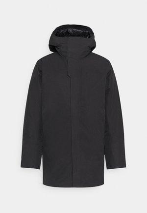 THERME PARKA MENS - Down coat - black