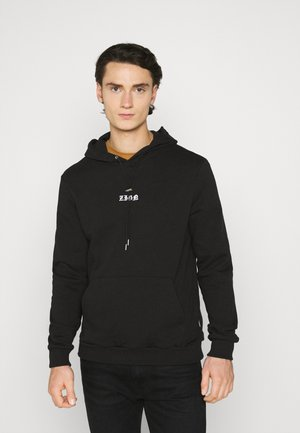 REDEZIGN - Sweat à capuche - black