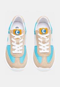 Camper - DRIFTIE - Trainers - light blue - 3
