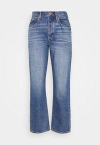 American Eagle - 90'S BOYFRIEND - Relaxed fit jeans - blue denim - 3