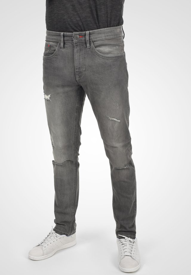 AVERELL - Slim fit jeans - denim grey