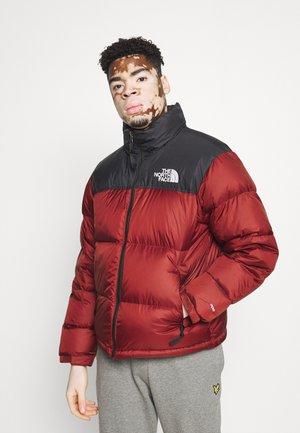 RETRO NUPTSE JACKET UNISEX - Down jacket - brick house red