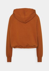 ONLY - ONLNILLA LIFE BOXY  - Hoodie - umber - 1