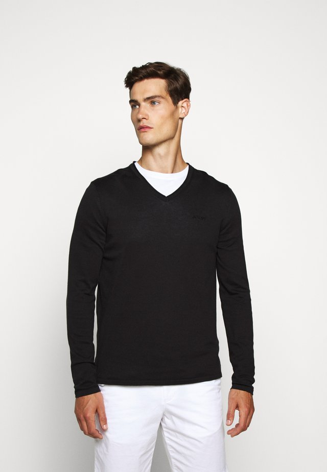 FAIK - Jersey de punto - black