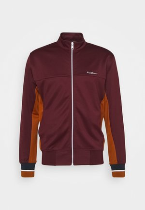 TRICOT ZIP THROUGH - Chaqueta de entrenamiento - port