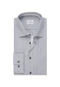 Seidensticker - BUSINESS SLIM - Shirt - schwarz - 6