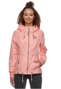 Ragwear - DANKA - Light jacket - coral - 0