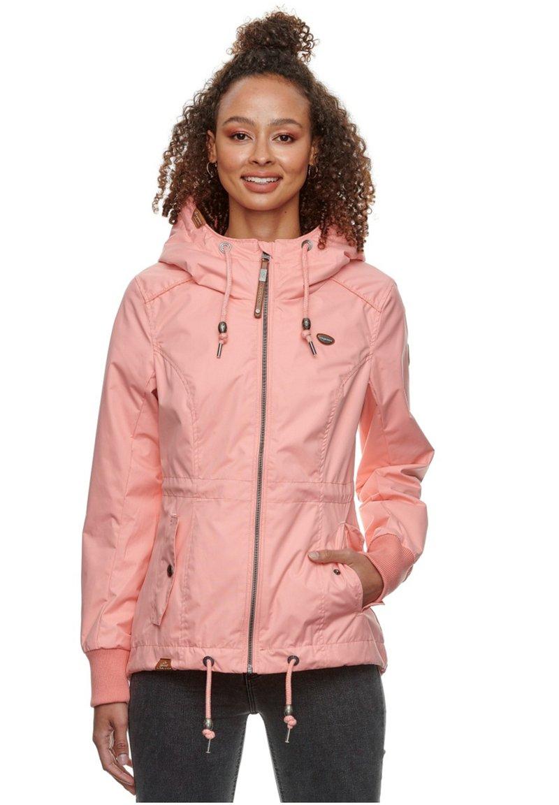 Ragwear - DANKA - Light jacket - coral