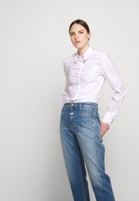 CLOSED - CROPPED - Straight leg jeans - mid blue - 3