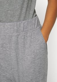 aerie - HIGH RISE MARSHALL - Tracksuit bottoms - grey - 4